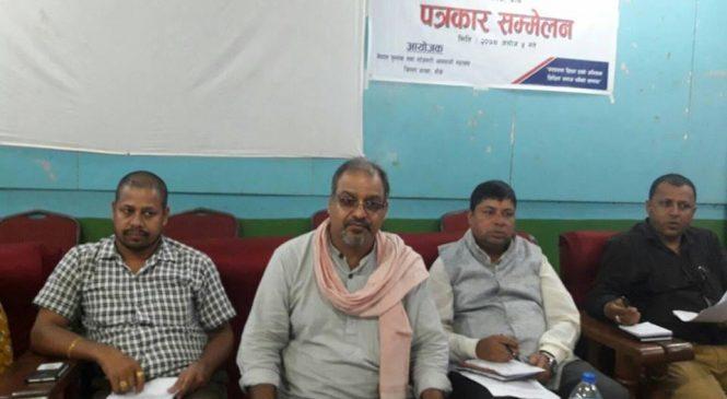 नेपालगन्जमा पहिलो पटक राष्ट्रिय शैक्षिक महोत्सव हुदै